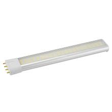 10W LED Pl tubo luz L217mm con controlador externo
