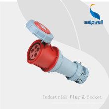 Saipwell / Saip Hot IP44 IP67 водонепроницаемый промышленный штекер и розетка 400В