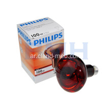 PHILIPS R95 IR Red 100W 230V E27