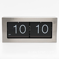 Big Metal Box Flip Clock