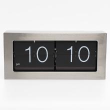 Big Metal Box Flip Clock