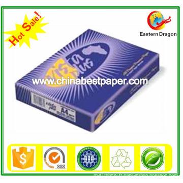 75g ISO 96% Copie de papier