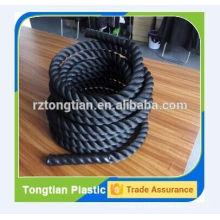 Corda de treinamento de 1,5 e 2 polegadas, corda de batalha
