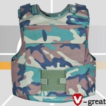 Woodland Camo Twaron Bulletproof Vest (VFDY-R002)