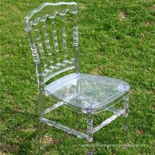 Transparent Plastic Napoleon Chairs
