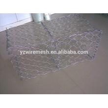 Maillage galvanisé en maille hexagonale Gabion
