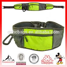 Sac de dressage de chien de ceinture de festin d'animal familier avec de multiples poches zippered