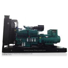 Cummins Generador de Gas Natural (33kVA-1650kVA)