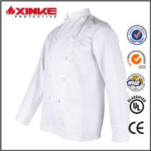 uniforme de chef de algodão para restaurantes