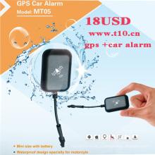 GPS-устройство с приложения, программного обеспечения, тонкий небольшой размер (MT05-кВт)