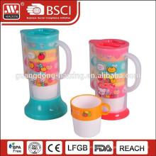 чайник для воды пластиковые 1.2Lw / 4 стакана (0,35 Л)