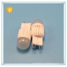 G9 LED bombilla Venta al por mayor Hot 360 degree led lamp