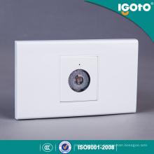A1084 Interruptor de sonido estándar americano Interruptor de pared de Zigbee
