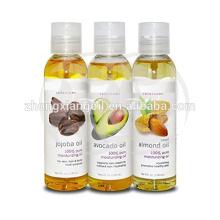 Meilleure qualité d'huile de jojoba bio huile de jojoba doré