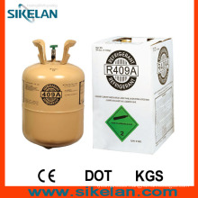 High Purity, Colorless, Not Cloudy, No Smelly R409A Mixed Refrigerant Gas