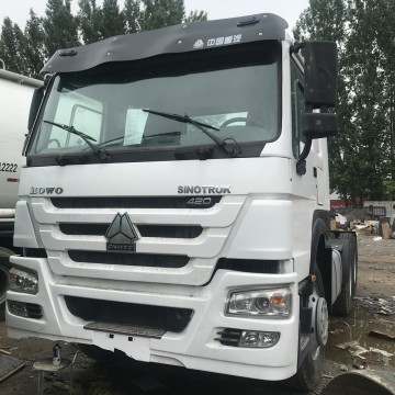420HP 60T trattore camion Howo