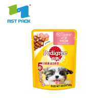 Stå upp Pet Food Packaging Dog Food Bag