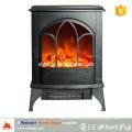 Calefator decorativo barato da lareira