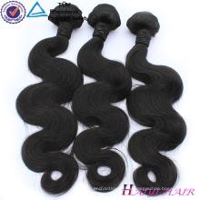 No Shed No Tangle Unverarbeitete brasilianische Körperwelle Haar