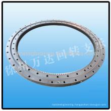 Single-row ball slewing bearing Internal gear 013.40.1000
