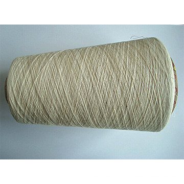 Combed Cotton Jute Viscose Fiber Blenched Yarn-70/30