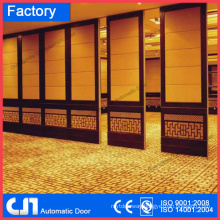 Partition Wall Auto Sliding for Auditorium, Conference Center