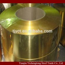 Brass Strip / Brass Coil / Brass Tape C2680 C2600 C2800