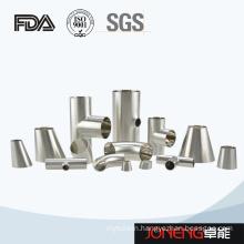 Stainless Steel Butt Welded Sanitary Pipe Fitting (JN-FT3007)