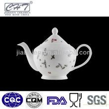 A059 High quality bone china ceramic tea pitcher water pitcher