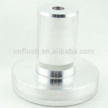 pieza de torneado de aluminio de alta precisión personalizada cnc