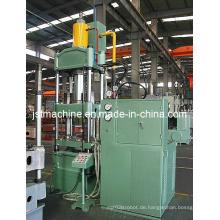 4-Cloumn Doppel-Aktion Hydraulische Presse Maschine