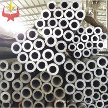 DIN1629 st52.0 de aço sem costura tubo/agenda 40 preço de tubos de aço