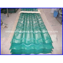 SGCC / Sgch Galvanized Corrugated Roofing Sheet
