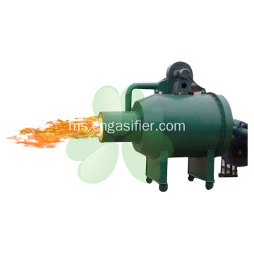 Hot Sale Small Biomass Dust Burner High Quality