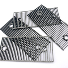 Graphite sheet  High temperature resistance  Deflector  Custom processing  Custom processing  Graphite products