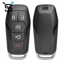 High quality OEM 4+1button smart car key for Ford car key remote control car key shell