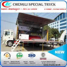 4 X 2 mano derecha unidad exportación a filipino publicidad etapa del carro