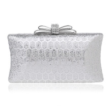 Блесток серебро женские вечерние сцепления ужин мешок невесты мешок для Свадебные вечерние сумки B00110 ужин мешок невесты
