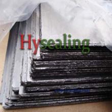 Feuille de graphite avec feuille de métal (HY-G400M)
