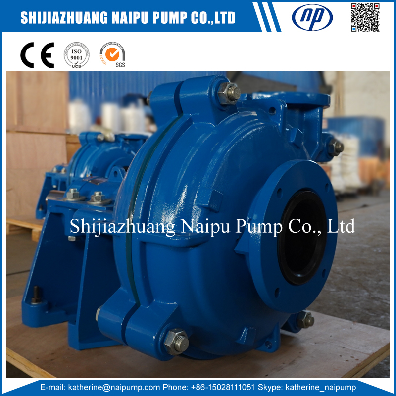 Warman Rubber Pump