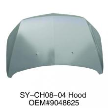 Chevrolet NEW SAIL (Hatchback) HOOD