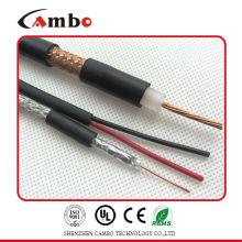 Коаксиальный кабель RG59 силовой кабель медный плакированный алюминий