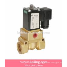 KL0311 series 4/2 way solenoid valve&pilot operated,VITON seal