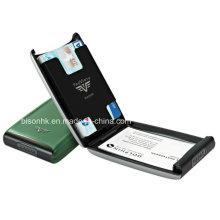 Metal Card Case, Multi Function Card Case