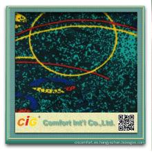 venda la tela del asiento de carro de la impresión de la pantalla del fabricante de China