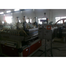 2014 MACHINE DE PORTE DE PVC / MACHINE DE CARTE CREUSE DE WPC