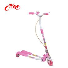 2017 Spaß Spielzeug Billig 3 Rad Kinder Kick Mini Roller / montage roller für kinder / fabrik günstigen preis mini roller für kinder