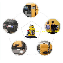 Xy-200 Drilling Rig Accessories / Drilling Machine for Water Wells / Mini Water Drilling Rig
