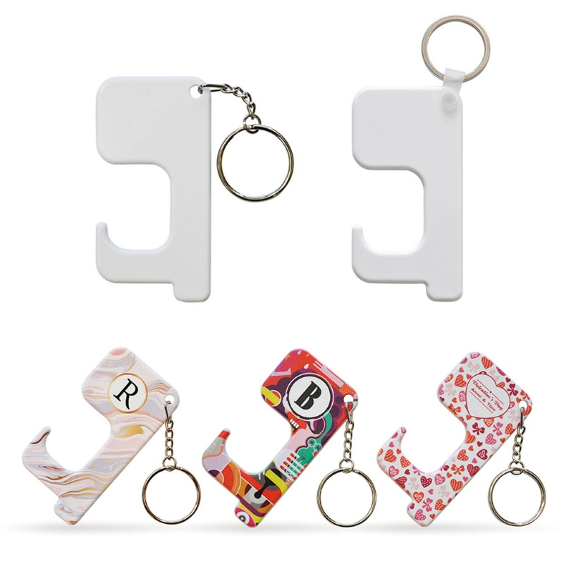 No Touch Keychain Opener