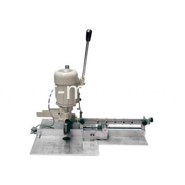 Electrical single head high speed drill machine